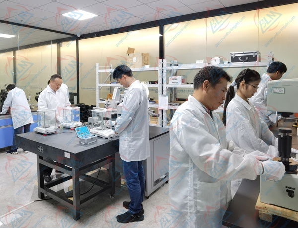 热工仪器校准实验室图片