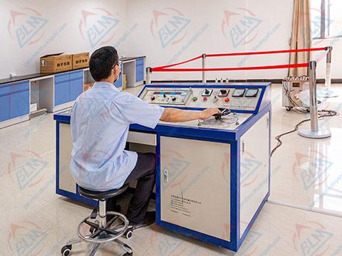 电磁仪器校准图片