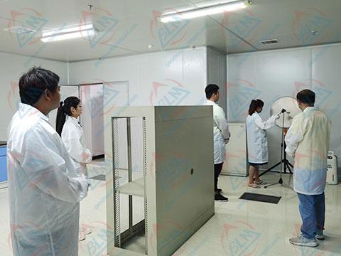电离辐射仪器校准图片