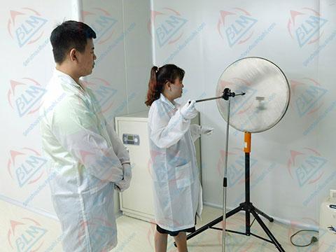 光学仪器校准图片