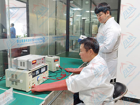 电学计量校准试验室图片